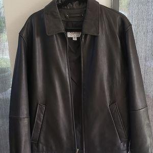 Wilson's Leather Jacket M. Julian size M